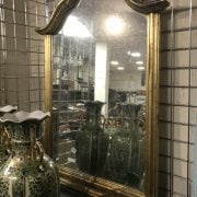 DOME SHAPED MIRROR