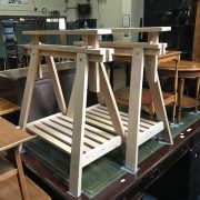 PAIR OF TRESSEL TABLES