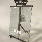 925 CIARDINI ITALIAN PICTURE FRAME WITH CROWN TO THE TOP