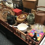2 TRAYS OF INTERESTING ITEMS
