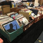LARGE COLLECTION OF RECORDS
