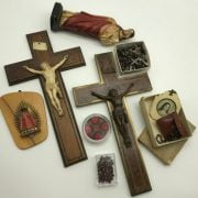 QTY RELIGIOUS ITEMS