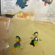 DUCKULA RELATED CELLS & SKETCHES