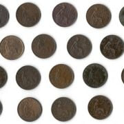 QUEEN VICTORIAN SMALL GROUP OF COINS