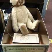BOXED TEDDY BEAR