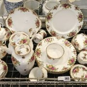 ROYAL ALBERT COUNTRY ROSES PART SERVICE