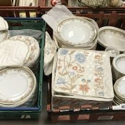 COLLECTION OF NORITAKE CHINA