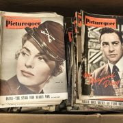LARGE QTY OF 1940'S PICTURE SHOW & PICTURE GOER MAGAZINES