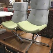 PAIR OF VERCO CHAIRS