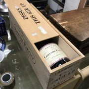 JEROBOAM OF LAURENT PERRIER CHAMPAGNE IN ORIGINAL BOX - BEEN STORED LYING DOWN