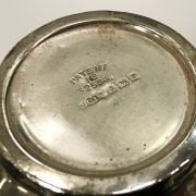HM SILVER SIFTER & LETTER OPENER