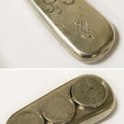 RUSSIAN SILVER MONEY HOLDER