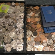 COLLECTION OF VICTORIAN & LATER COINS INCLUDING COMMEMORATIVE
