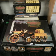 HORNBY BOXED STEVENSONS ROCKET WITH OTHER PIECES