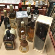 QTY OF ASSORTED SPIRITS