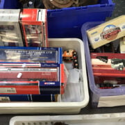 QTY BOXED DIE CAST VEHICLES