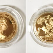 1980 SOVEREIGN CASED & PROOF