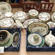 LARGE COLLECTION OF PARAGON CHINA ETC