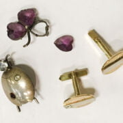 COLLECTION OF SILVER & OTHER JEWELLERY