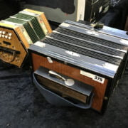TWO ACCORDIONS