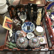 QTY CHINA INCL. ORIENTAL ITEMS