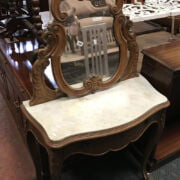 BAROQUE STYLE DRESSING TABLE