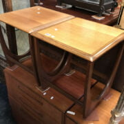 PAIR OF G-PLAN SIDE TABLES