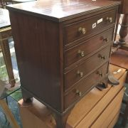 SMALL FOUR DRAWER CABINET