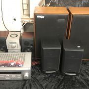 COLLECTION OF HI-FI EQUIPMENT