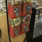 BRABO VENDING MACHINE WITH CONTENTS