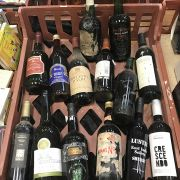COLLECTION OF WINES & SPIRITS