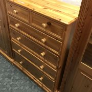 PINE CHEST OF DRAWERS BY PINETUM