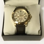 BOXED ''LEST WE FORGET'' COMMEMORATIVE WATCH