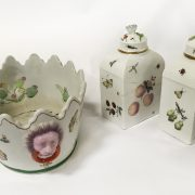 VARIOUS MEISSEN, CROWN DERBY & OTHER COLLECTABLE CHINA