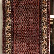 NORTH WEST PERSIAN MALAYER RUNNER 360CM X 80CM
