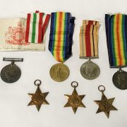 QTY OF MEDALS