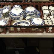 LARGE COLLECTION OF WEDGEWOOD CHINA