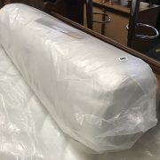 QUILTED ROLLED-UP MATTRESS - EXTRA COMFORT