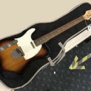 STAGG ELECTRIC GUITAR - LEFT HANDED