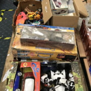 COLLECTION OF TOYS ETC
