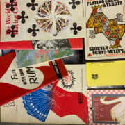 100+ VARIOUS PLAYING CARDS