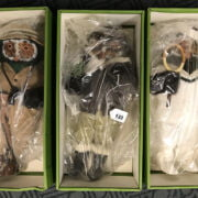 3 1970'S HARRODS LONDON TOYS - BARN OWL COLLECTION, BOXED