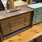TWO SMALL CHESTS - BIG CHEST
