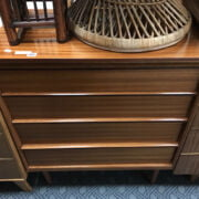 1960'S FOUR DRAWER CHEST BY AUSTIN SUITE