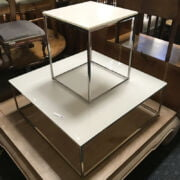DESIGNER COFFEE TABLE & SIDE TABLE