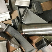 ROLLS ROYCE TURBINE BLADE PARTS FROM LEAVESDEN