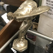 SPIRIT OF ECSTASY SIGNED C.SYKES - 50CMS