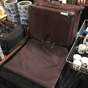 TWO ITEMS OF PAUL SMITH LUGGAGE