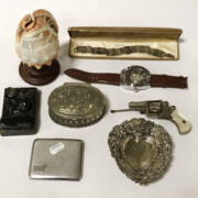 QTY OF WATCHES & INTERESTING ITEMS