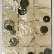 COLLECTION OF WORLD COINS & BANKNOTES